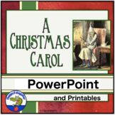 A Christmas Carol by Charles Dickens SMARTboard Activities