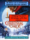 A Christmas Carol by Charles Dickens Using the RAFT Strategy