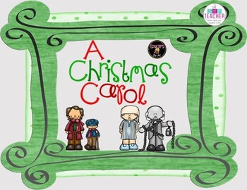 A Christmas Carol presentation (adapted)