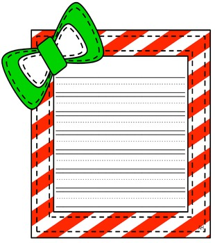 A Christmas Crime Scene [Writing Activity]