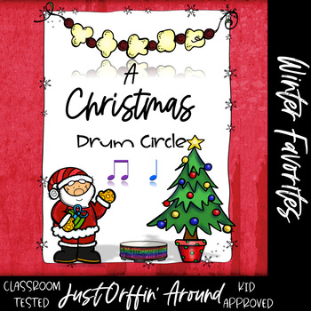 A Christmas Drum Circle