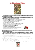 A Christmas Fairy Story about sharing and kindness