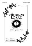 A Christmas Lorac -a Comedy play-