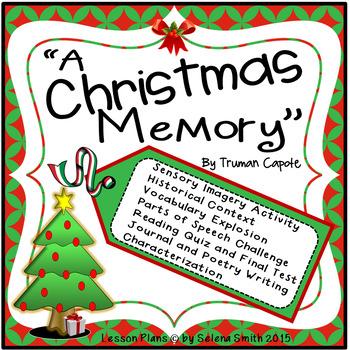 """A Christmas Memory"""