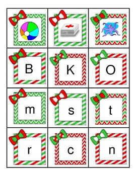 A Christmas Mini Literacy Unit