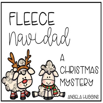 A Christmas Mystery - Fleece Navidad