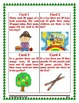 """A Christmas Scavenger Hunt  on """"ADDITION AND SUBTRACTION O"""