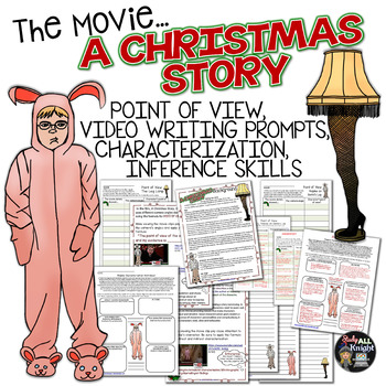 """A CHRISTMAS STORY"" THE MOVIE: POINT OF VIEW, CHARACTER, WRITING, VIDEO, NOTES"