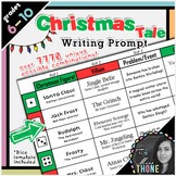 A Christmas Tale Writing Prompt