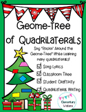 A Christmas Tree of Quadrilaterals