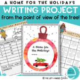 A Home for the Holidays: Writing project from the point of