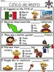 A+ Cinco de Mayo... Comprehension: Differentiated Instruction For Guided Reading