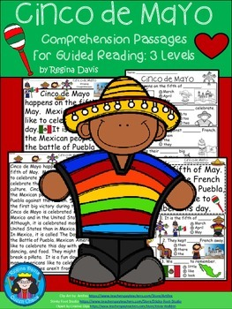 A+ Cinco de Mayo... Comprehension: Differentiated Instruct