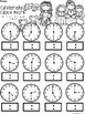 A+ Cinderella Analog Clock & Digital Clock Work (Hour & Half Hour)
