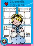 A+ Cinderella: Fairy Tale Story Maps