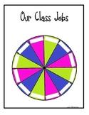 A Circular Class Job Chart ~ The Fastest Way to Assign Class Jobs