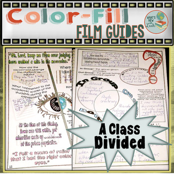A Class Divided Color-fill Film Guide