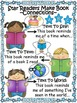 A+ Classroom Poster: Star Readers Make Book Connections