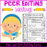 Peer Editing Checklists