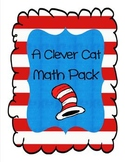 A Clever Cat Math Pack