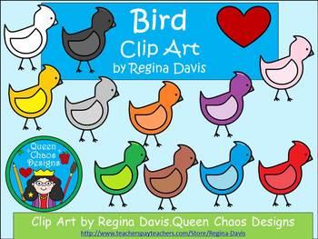 A+ Clip Art: Birds