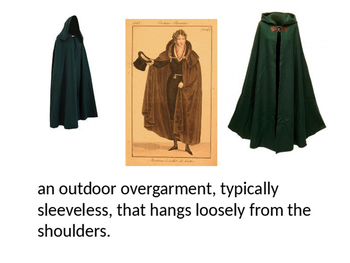 A Cloak For The Dreamer