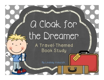 A Cloak for the Dreamer Book Study