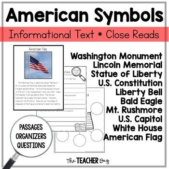 Close Read - American Symbols and Monuments