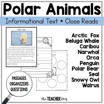 Close Read- Polar Animals