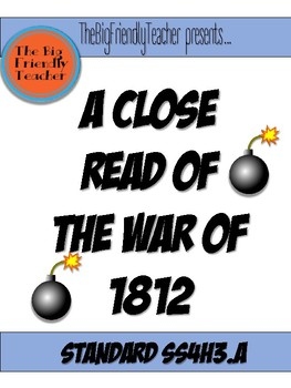 A Close Read of The War of 1812