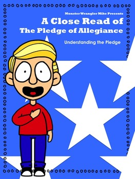 A Close Read of the Pledge of Allegiance