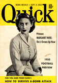 A Close Reading of a Sept 1950 Magazine Article How to sur