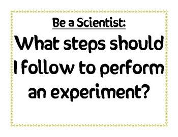 A Closer Look 5th grade Science EQs