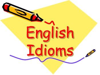 A Closer Look at English Idioms