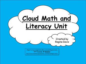 A+ Cloud Math and Literacy Unit