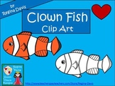 A+ Clown Fish Commercial Clip Art