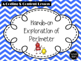 A Coding and Content Math Lab: Perimeter