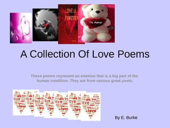 A Collection Of Love Poems