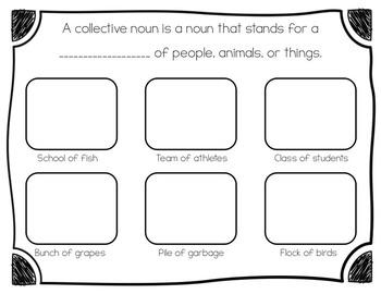 A Collection of Collective Nouns
