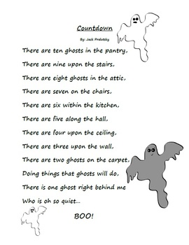 A Collection of Fun Halloween Poetry