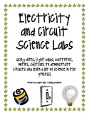 A Collection of Science Labs for Circuits and Electricity