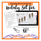 A Collection of Songs, PDFs and More for Teaching re {A Growing Bundle}