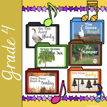 A Collection of Songs, PDFs and More for Teaching fa {A Bundled Set}