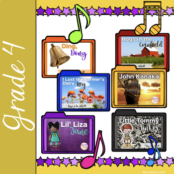 A Collection of Songs, PDFs and More for Teaching high do {A Growing Bundle}