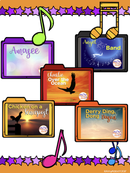 A Collection of Songs, PDFs and More for Teaching low so/sol {A Bundled Set}