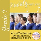 A Collection of Songs, PDFs and More for Teaching tam-ti {A Bundled Set}