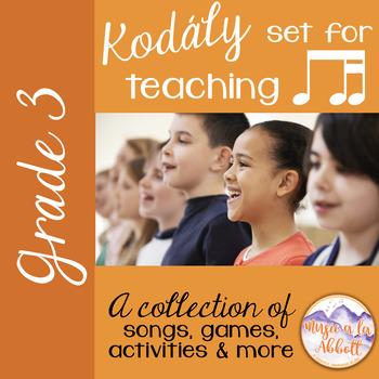 A Collection of Songs, PDFs and More for Teaching ti-tika {A Bundled Set}