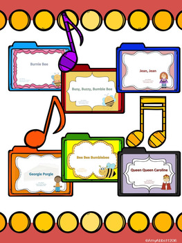 A Collection of Songs, PDF's and Worksheets for Teaching Ta & Ti-Ti