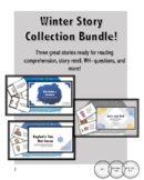 A Collection of Winter Stories for Story Retell and Readin