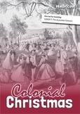 A Colonial Christmas Resource Bundle
